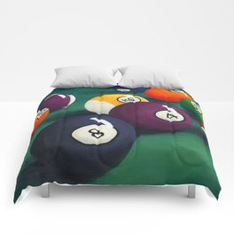 Billiards Comforters