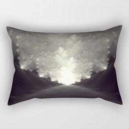 The Obvious Road Rectangular Pillow