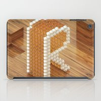 pixel art iPad Cases featuring Pixel art by Posticks