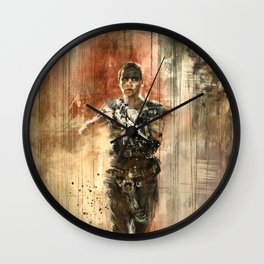 Imperator Furiosa Wall Clock