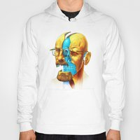 breaking Hoodies featuring Breaking Bad / Broken Bad by Mirco