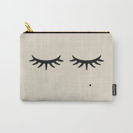 Bat of the Lashes Carry-All Pouch