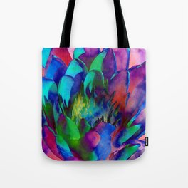 Lilly Psychedelic Tote Bag