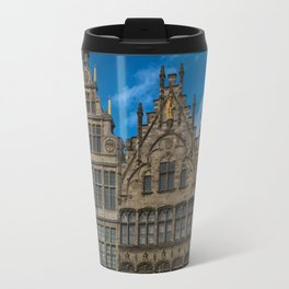 antwerp town square Travel Mug