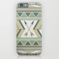 Aztec Pattern Arrows Slim Case iPhone 6s