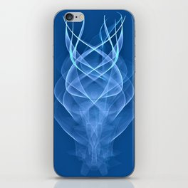 Concentrating iPhone Skin