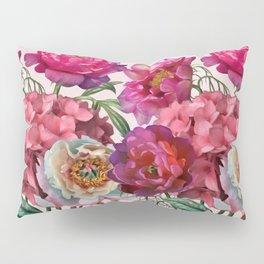 Flower garden V Pillow Sham
