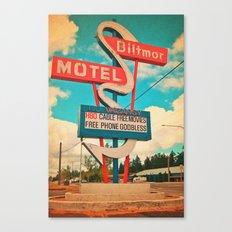 The Biltmore Canvas Print