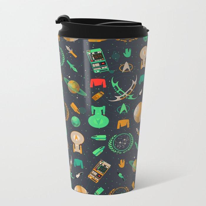 Make it so! Travel Mug