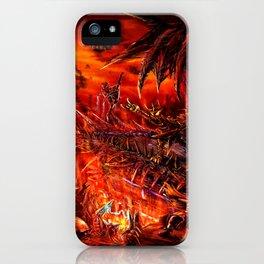 Viking Guitar: Made of Metal iPhone Case