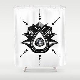 Mehindi Five Shower Curtain