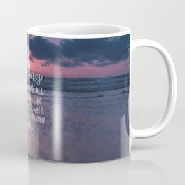 Goodness & Mercy Coffee Mug
