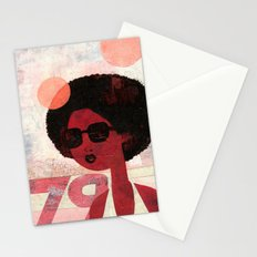 AFRO 79 Stationery Cards