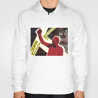 snatch Hoodies featuring zee germans  by Andra Vlasceanu