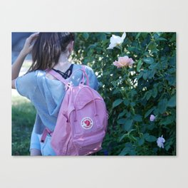 Rosalind Canvas Print