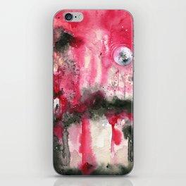 Upside Down - coracrow iPhone Skin