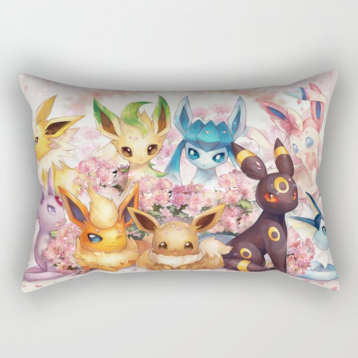 Eeveelutions 2 Rectangular Pillow