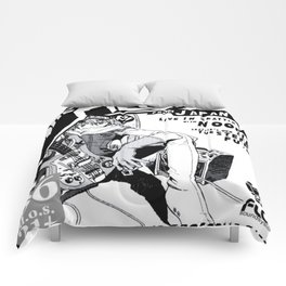 FLCL Mamimi Comforters