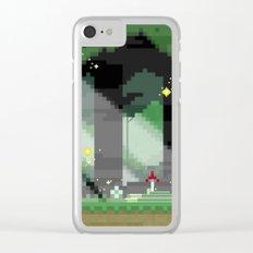 Zelda: Lost Woods Clear iPhone Case