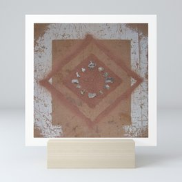 Stones and Sawdust 02 Mini Art Print