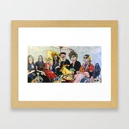 ¿Alguien ha Visto La Llorona? (Has Anyone Seen the Weeping Woman?) Framed Art Print