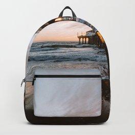 MANHATTAN BEACH PIER II Backpack