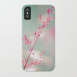 Pink haze iPhone Case