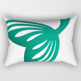 Mermaid at the sea Rectangular Pillow