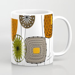 Autumn Blooms Coffee Mug