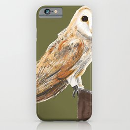 Animals endangered by HS2 (#stophs2) iPhone Case