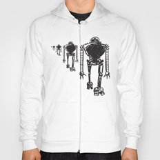 March Of The Robots Hoody