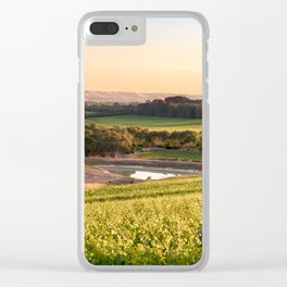 McLaren Vale Magic Clear iPhone Case