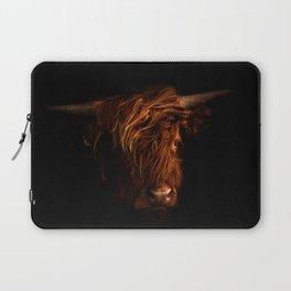 Highland Beauty Laptop Sleeve