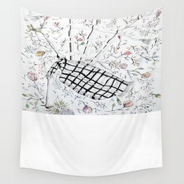 The bagpipes Wall Tapestry