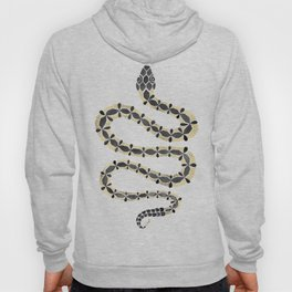 Serpent – Black & Gold Hoody