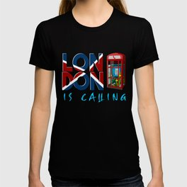 London Is Calling T-shirt