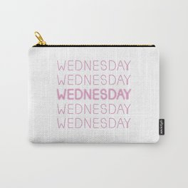 On Wednesdays, we wear... Carry-All Pouch