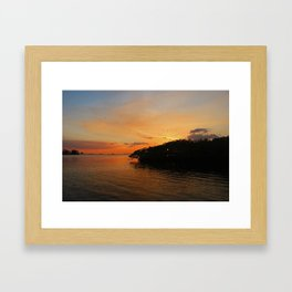 Secrets and Intrigue Framed Art Print