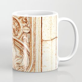 carved stonework Coffee Mug