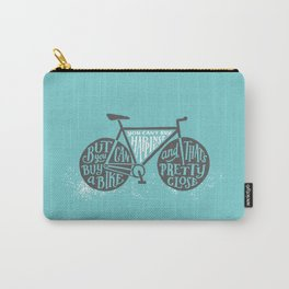 You Can't Buy Happiness Carry-All Pouch