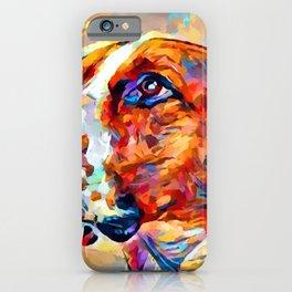 English Foxhound iPhone Case