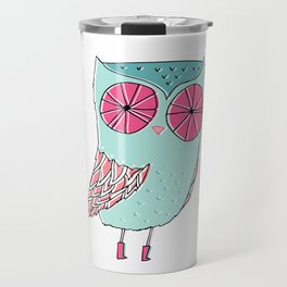 Hoo there! Travel Mug