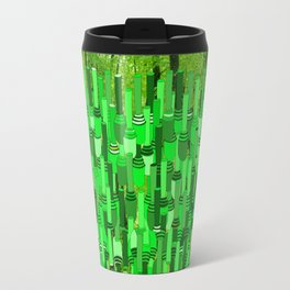Fortified Border - Green Glow Travel Mug