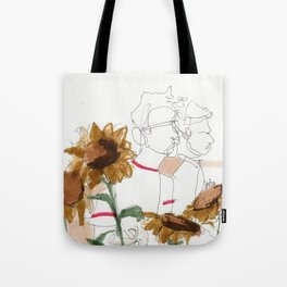 late summer / the things i kept inside Tote Bag