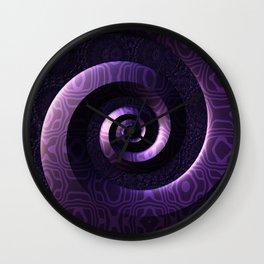 Nagini's Coils Wall Clock