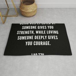 1    Lao Tzu Quotes   Inspirational Quotes   Motivational Quotes Rug