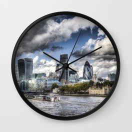 Iconic London Wall Clock