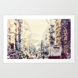 Landscape N. 2 Art Print