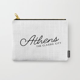 Athens: The Classic City Carry-All Pouch