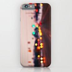 City Lights Bokeh iPhone 6s Slim Case